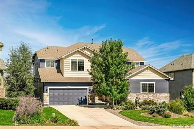 Castle Rock Single Family Home Active: 2467 Northview Place