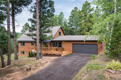 Conifer Single Family Home Active: 23891 Black Bear Trail