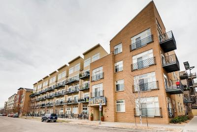 Lakewood Condo/Townhouse Active: 7240 West Custer Avenue #418