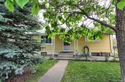 Commerce City Single Family Home Active: 7151 Clermont Street