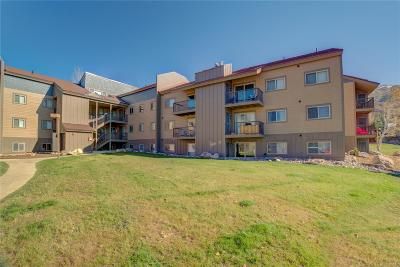 Steamboat Springs Condo/Townhouse Active: 1555 Shadow Run Court #205