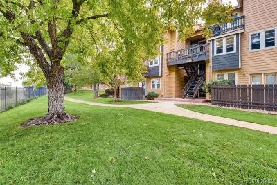 Arvada Condo/Townhouse Active: 7897 Allison Way #201