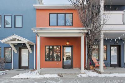 Boulder Condo/Townhouse Active: 3252 Foundry Place
