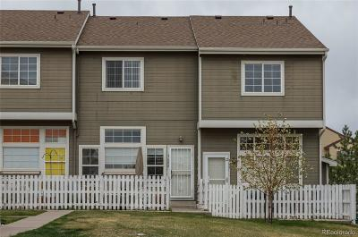 Thornton Condo/Townhouse Active: 8199 Welby Road #3602