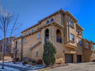 Highlands Ranch Condo/Townhouse Under Contract: 3468 Cascina Place #D