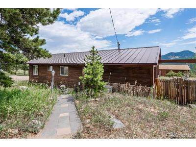 Golden Single Family Home Active: 31480 Hilltop Road