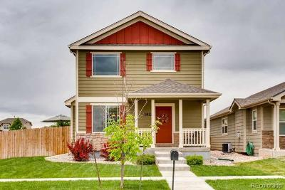 Berthoud Single Family Home Under Contract: 1412 Mount Meeker Avenue