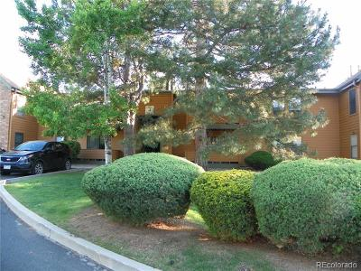 Lakewood Rental Active: 3325 South Ammons Street #207