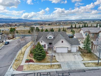 Pine Creek Single Family Home Under Contract: 3304 Sugar Pine Way