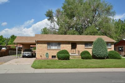 Wheat Ridge CO Single Family Home Active: $420,000
