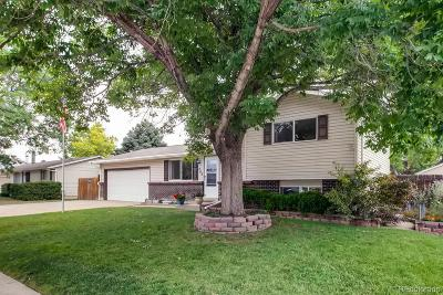 Littleton Single Family Home Active: 263 Olympus Circle
