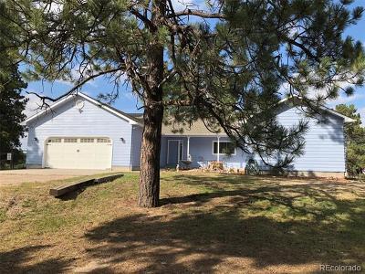 Elizabeth CO Single Family Home Active: $624,900