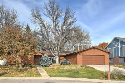 Longmont CO Single Family Home Under Contract: $535,000