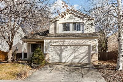 Longmont Single Family Home Active: 1834 Clover Creek Drive