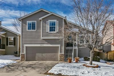 Highlands Ranch Single Family Home Under Contract: 9824 Gatesbury Circle