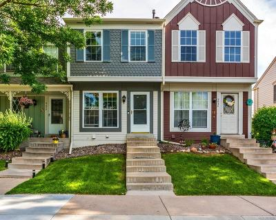 Lakewood Condo/Townhouse Active: 9632 West Cornell Place
