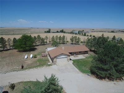 Adams County Single Family Home Under Contract: 6020 Highway 79