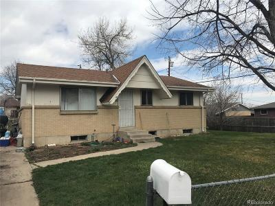 Lakewood Single Family Home Under Contract: 11221 West Exposition Drive