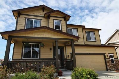 Castle Rock Single Family Home Active: 7834 Sabino Lane