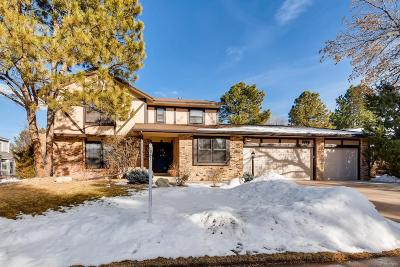 Single Family Home Under Contract: 5264 South Ironton Way