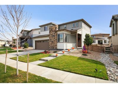 Commerce City Single Family Home Active: 11030 Richfield Circle