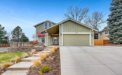 Willow Creek Single Family Home Under Contract: 7581 South Uinta Place
