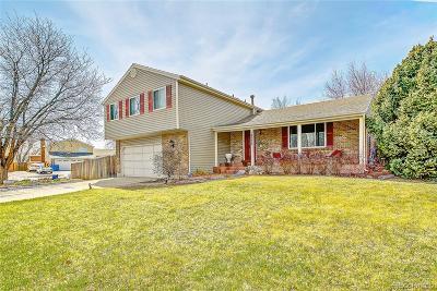 Aurora Single Family Home Active: 14496 East Warren Place