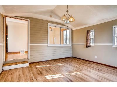 Denver CO Single Family Home Active: $400,000