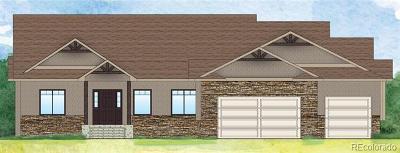 Severance Single Family Home Under Contract: 5023 Prairie Lark Lane