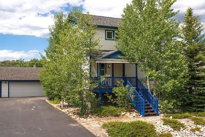 Steamboat Springs Single Family Home Active: 2836 Westend Avenue