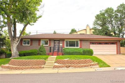 Denver Single Family Home Active: 8279 East Kenyon Avenue