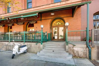 Denver Condo/Townhouse Under Contract: 1792 Wynkoop Street #504