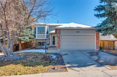 Highlands Ranch Single Family Home Active: 9342 Weeping Willow Court
