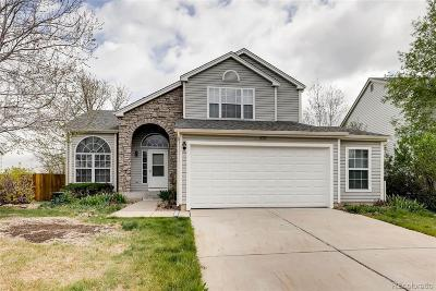 Aurora Single Family Home Under Contract: 19113 East Hampden Drive