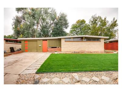Lakewood Single Family Home Active: 1317 South Chase Street
