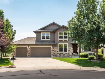 Arvada Single Family Home Under Contract: 13386 West 60th Place
