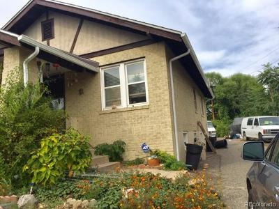 Wheat Ridge Single Family Home Under Contract: 6791 West 29th Avenue