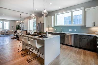 Denver Condo/Townhouse Active: 70 West 10th Avenue