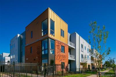 Denver Condo/Townhouse Active: 2550 Lawrence Street #B101