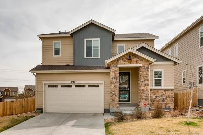 Castle Rock Single Family Home Active: 2072 Trail Stone Court