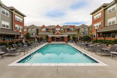 Denver Condo/Townhouse Active: 9633 East 5th Avenue #307