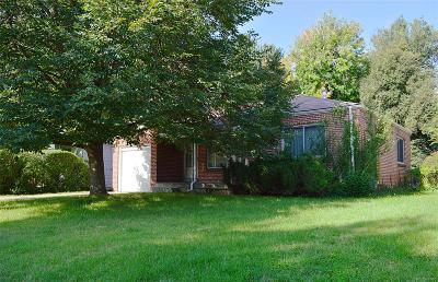 Denver Single Family Home Active: 1121 South Adams Street