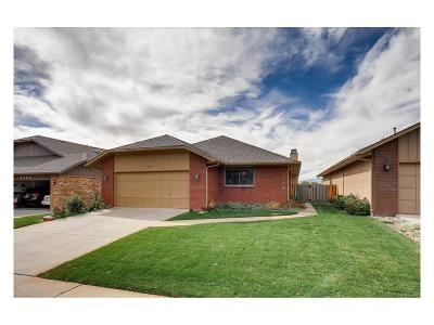 Longmont Single Family Home Active: 3509 Mountain View Avenue