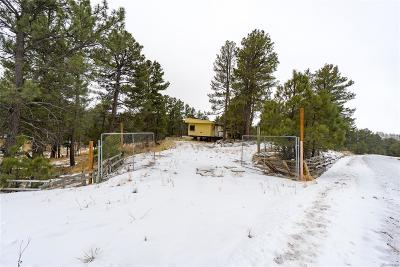 Deer Trail CO Residential Lots & Land Active: $60,000