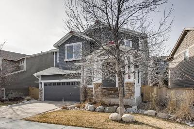 Highlands Ranch Single Family Home Under Contract: 3146 Windridge Circle