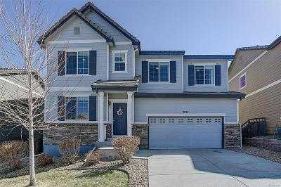 Castle Rock Single Family Home Active: 2881 Black Canyon Way