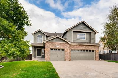 Thornton Single Family Home Active: 10178 Adams Street