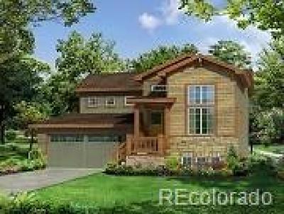 Single Family Home Active: 4350 Huntsman Drive