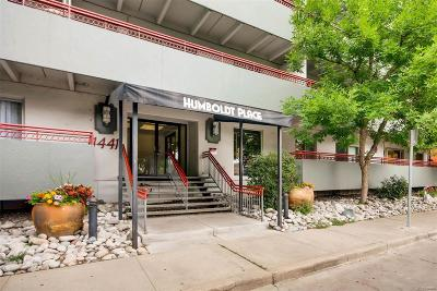 Denver Condo/Townhouse Active: 1441 North Humboldt Street #103/4