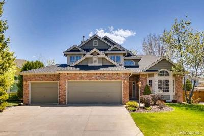 Centennial Single Family Home Under Contract: 5626 South Helena Court